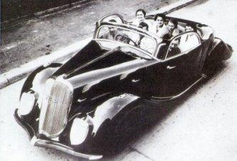1937-Dynamic cabriolet