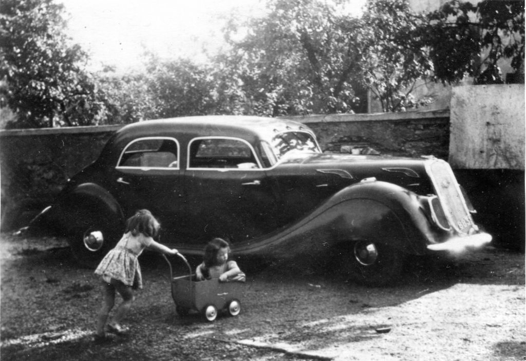 1947 Champagney - Panhard Dynamic de 1939 ayant appartenu à M Henri ROTH 001